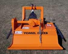 Rotocultivador Con Cadena Bs 900 - Yomel