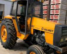 Tractor Valmet 885 Multitorque