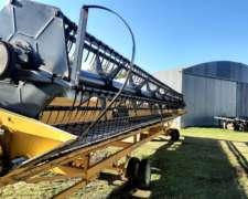 Cabezal Draper Aumec 35 Colocado en CR 9060