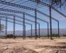 Tinglado, Galpones y Cerramientos Metalicos Melher