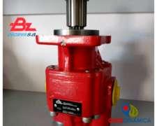 Bomba Hidráulica de Engranajes Bezares BELD60B14