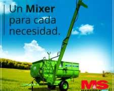 Mixer Dual para Sistema Autoconsumo