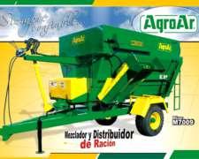 Mezclador Y Distribuidor De Ración M 7009 - Agroar