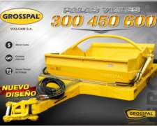 Pala Hidraulica Vial 300 - Grosspal