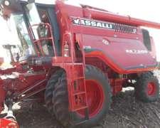 Vassalli Ax 7500 Año 2012 Doble Traccion