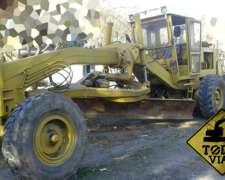 Motoniveladora Huber Warco 225ssa Scania 19tn Todo Vial