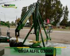 Grúa Alfil para BIG BAG G3000