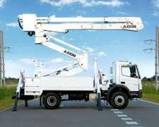Elevador Hidráulico Axion XXL80E24