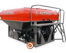 Kit Sembrador / Fertilizador Neumático Altina Modelo JLD