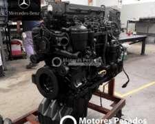 Motor Mercedes Benz OM 904 - Reparado