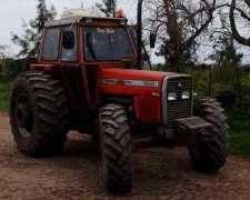 Tractor Usado Marca Massey Ferguson Modelo 1650 4X4