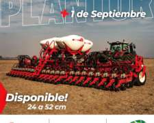 Crucianelli Plantor 24 a 52 CM, Plegado Frontal, Precision P