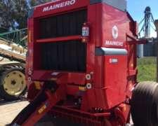 Nueva Rotoenfardadora Mainero 5886 Con Neumatico21.5l-16.1