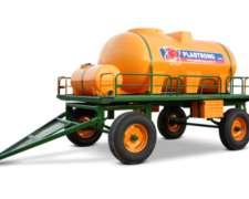 Acoplado Tanque Plastrong de 3400l