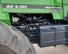 Deutz Fahr AX 4.145 Restaurado Exelente