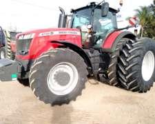 Tractor Massey Ferguson MF 8732 Dyna-vt - Río Tercero