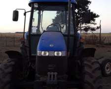 Tractor New Holland Td95d año 2013