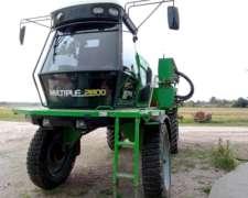 Pulverizadora Autopropulzada Metalfor 2800