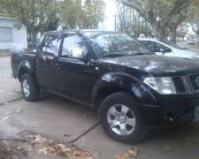 Frontier 4X4 Doble Cabina