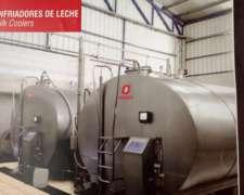 Enfriadora De Leche Bauducco De 13.125 Ltrs