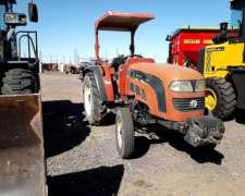 Tractor Hanomag 600 a año 2009