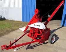 Moledora Marca Pirro para Tractor Usada Reacondicionada
