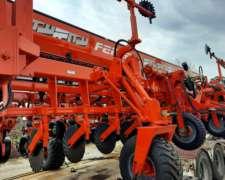 Fercam G350 16 a 52 con Precision Planting