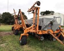 Sembradora Agrometal TX Mega de 18 a 52