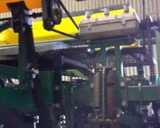 Sembradora Tedeschi de 12 a 42. Fertilizacion y Monitor.