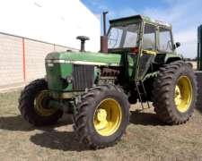 Tractor John Deere 3350 año 1994