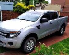 Ford Ranger XLS 3.2l 4X2 año 2013 con 99.000km