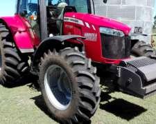 Tractor Massey Ferguson 6713 R 2017 Cabinado 23.1x30 Dyna 4