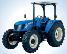 Tractor New Holland T T 4.75 4 W D