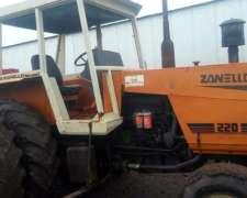 Tractor Zanello 220 (motor Reparado)