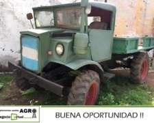Guerrero Chevrolet Canadiense 4X4 1939 - USO Agrícola