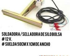 Selladora/soldadora de Silos Bolsas TSSB50 Bresco Pack