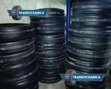 Neumatico 750-16 Tres Guias - Tractor Delantero, Implementos