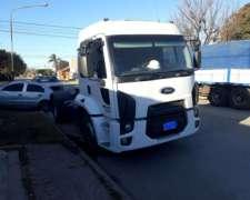 Ford Cargo 1722/2013 Tractor C/plato Y Equipo Hidráulico