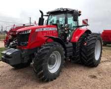 Tractor Massey Ferguson 7726 Dyna 6