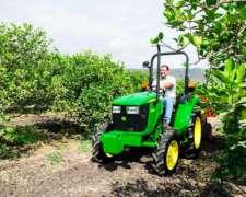 Tractor John Deere Nuevo 3036e de 36hp por Plan de Ahorro