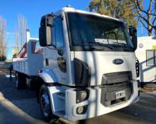 Ford Cargo 1722 con Hidrogrua