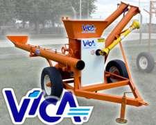 Quebradora Transportable Vica Modelo TM 100