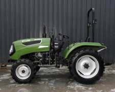 Tractor Agricola Chery Bylion RD404 Doble Traccion 45hp