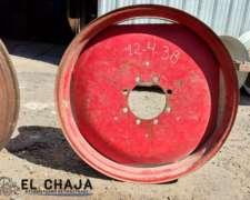 Llanta para Tractor Deutz 12-4-38
