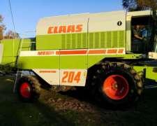 Claas Mega 204 - Año: 2001. Financiamos 5 Años Tasa 0%