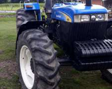 New Holland 8030, con Rops, 3000 Hs