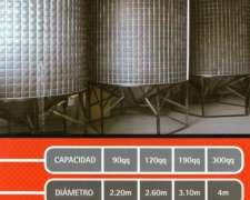 Silos para Semillas AGROFE4