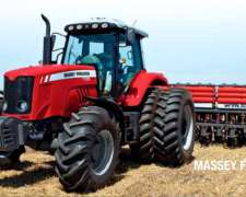 Tractor Massey Ferguson Mf 7350 Dyna-6 - General Pico