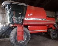 Massey Ferguson 5650 Usada muy Buena.
