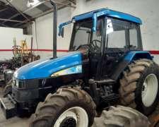 Tractor New Holland TL 75 e 2009
